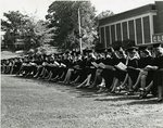 1967 Commencement by Longwood University