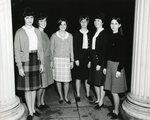Sigma Kappa Officers
