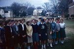 Group on Wheeler Lawn