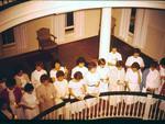 Rotunda Candle Service