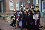 Convocation Capping Ceremony by Longwood University