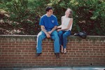 Couple by Longwood University
