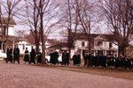 LU-120.063 - Founder's Day, 1956, Procession into Jarman Hall