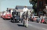 LU-120.076 - Jousting Tournament, Horse Parade, 1956
