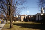 LU-120.172 - Campus (as seen from the front of the Alumnae House)