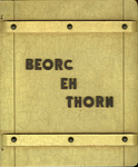 Beorc Eh Thorn Scrapbook 1939-1948
