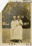 """LU-182.011, """"Purdy & Eleanor, SNS 1920."""""""