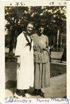 "LU-182.013, ""SNS 1920, Eleanor & Miss Munoz."""
