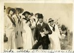 """LU-182.015, """"Hike with Dr. Millege, 1916."""""""