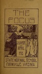 The Focus, Volume lll Number 3, April 1913