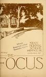 The Focus, Volume Vll Number 7, November 1917 by Longwood University