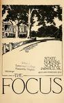 The Focus, Volume Vll Number 9, Jan.-Feb. 1918 by Longwood University
