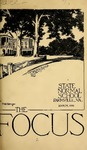 The Focus, Volume Vlll Number 1, March 1918 by Longwood University
