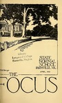 The Focus, Volume Vlll Number 2, April 1918 by Longwood University