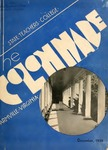 The Colonnade, Volume l Number 1, December 1938 by Longwood University