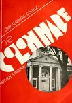 The Colonnade, Volume ll Number 1, November 1939