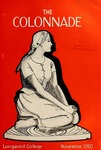 The Colonnade, Volume Xlll Number 1, November 1950 by Longwood University